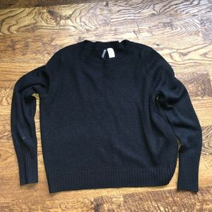 H&M sweater. Willing to negotiate price.